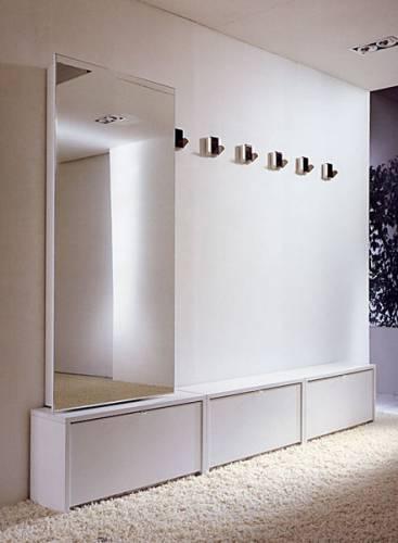 Прихожая модерн стили интерьера