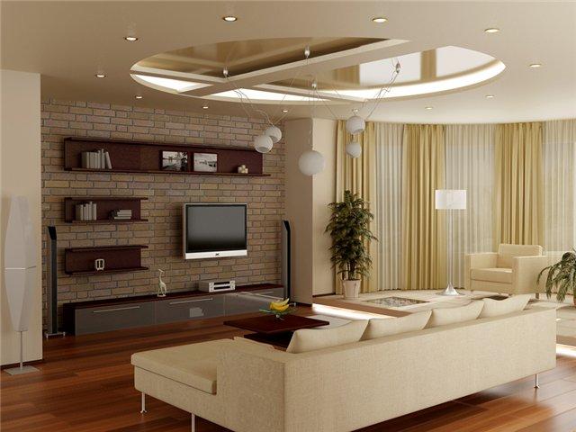 Гостиная минимализм стили